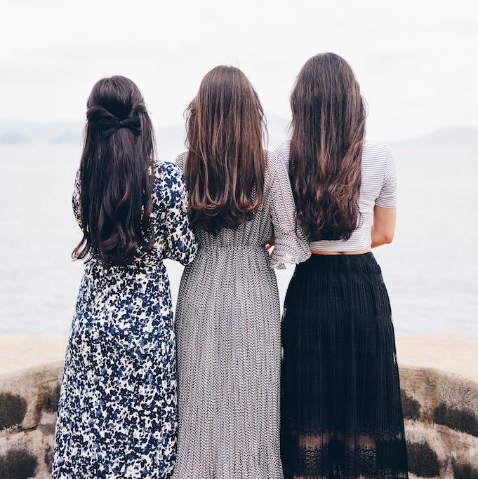 Als Frau gehen wir durch 7 Portale – Blood Gates