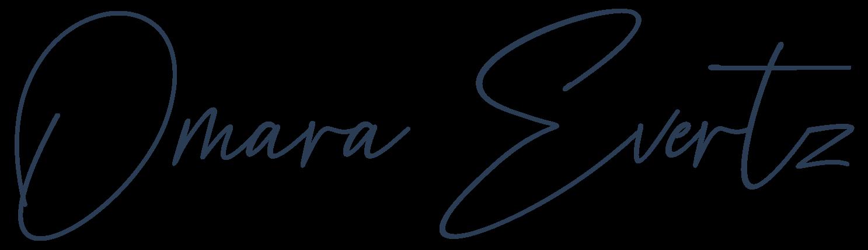 Omara Evertz - Für eine neu gelebte Weiblichkeit - Logo